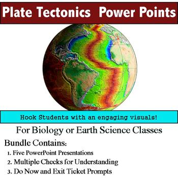Plate Tectonics Unit Power Points