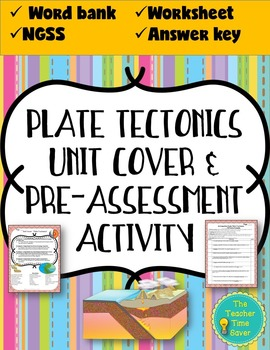 Plate Tectonics Unit- Pre-assessment/Warm-up (Activity and Presentation)
