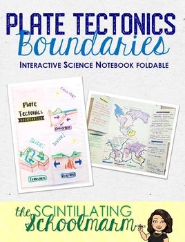 Plate Tectonics and Boundaries ISN