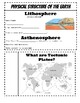 Plate Tectonics and Earthquakes Interactive Notebook