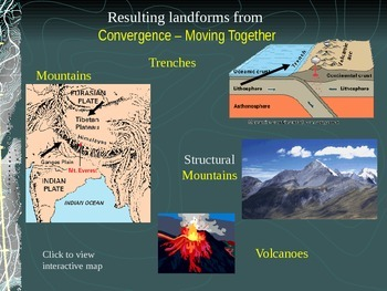 Plate Tectonics and Landforms