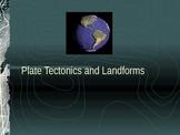 Plate Tectonics and Landforms