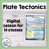 Plate Tectonics and Landforms for Distance Learning