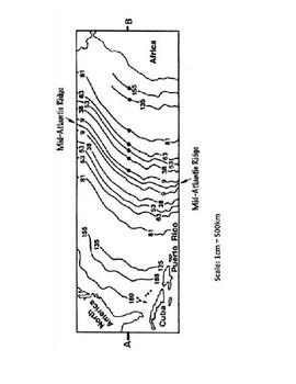 Plate Tectonics and Sea Floor Spreading  MS – ESS  2-1