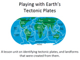 Plate Tectonics and the Earth's Landforms
