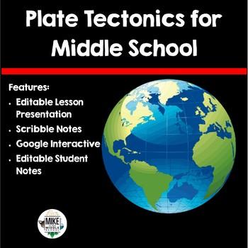 Continental Drift: Plate Tectonics Lesson 1