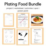 Plating & Saucing Techniques BUNDLE