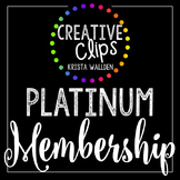 Platinum Membership (Jan-March 2016) {Creative Clips Digit