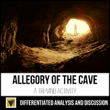 Plato's Allegory of the Cave Tri-Mind Differentiated Analy