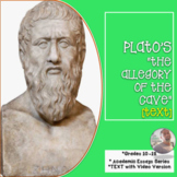 """Plato's """"The Allegory of the Cave"""" [TEXT]"""