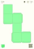 Platonics - printable nets of 3D shapes