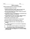 Platoon Film Questions