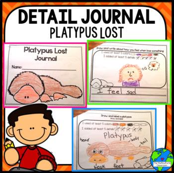 Platypus Lost Detail Journals