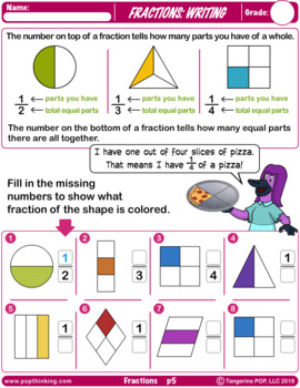 Platypus Math: Fractions