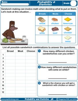 Platypus Math: Probability & Statistics
