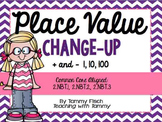 Place Value Change-Up {2nd grade}