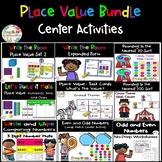Place Value Bundle, Center Activities