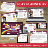 Play Activities & Planner Linked to Learning Outcomes for