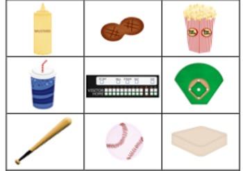 Play Ball! Baseball Literacy Activities