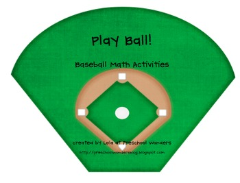 Play Ball! Baseball Math Activities