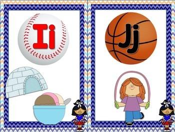 Editable Room Theme Sports ~ Play Ball