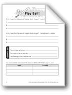 Play Ball! (Thinking Skills)