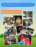 Play Based Learning Poster