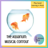 Play-Based Learning in Music: Aquarium Musical Contour K/1 Orff