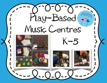 Play-Based Music Centres