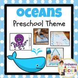Play-Based Ocean Themed Activities {Toddler/Preschool/PreK}