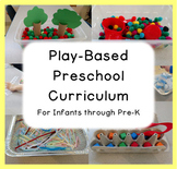 Play-Based Preschool Curriculum