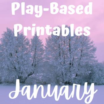 Play-Based Printables January
