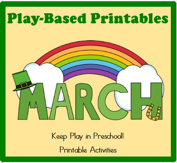 Play-Based Printables March