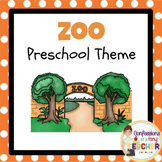 Play-Based Zoo Themed Activities {Toddler/Preschool/PreK}