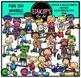 Play Clip Art Mega Bundle {Educlips Clipart}