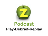 Play-Debrief-Replay!  FREE PODCAST