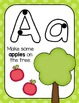 Play-Do Alphabet Mats {Lowercase and Uppercase A-Z}