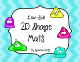 Play-Doh 2D Shape Mats *low ink*