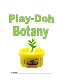 Play-Doh Botany Lab Packet: 46 Total Pages
