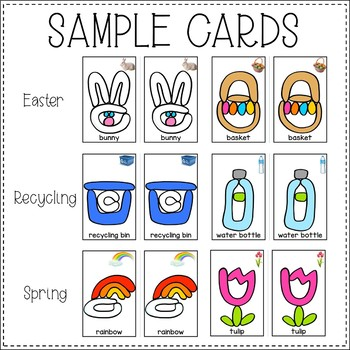 Play-Doh Centres {Spring Themes}