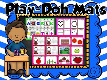 Play-Doh Mat Bundle