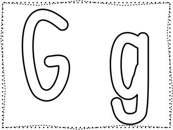 Play-Doh Mats - Alphabet and Sight Words