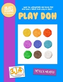Play Doh Object Lessons