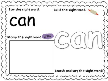 Sight Words Reading Practice | List 9 | PrimaryLearning.org