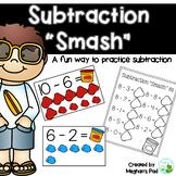 Subtraction Smash