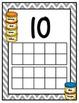 Play-Doh Twenty Frames (numbers 1-20)