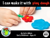 Play Dough Activity Mats