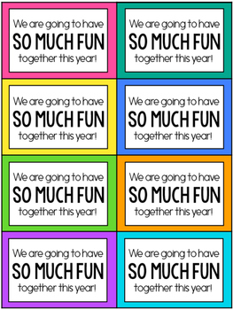 Play Dough Bag Tags - Back to School Student Gift and Activity FREEBIE