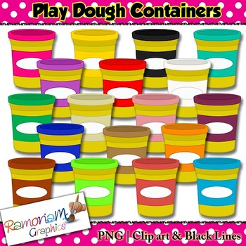 Play Dough Clip art