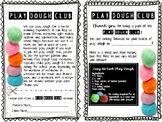 Play Dough Club